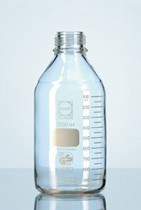 Picture of 100 ml, GL 45 Laboratory glass bottle