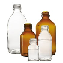 Picture for category Syrups bottle