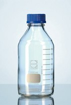 Picture of 15000 ml, GL 45 Laboratory glass bottle