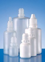 Picture of 10 ml Dropper bottle LDPE system A model 35035