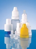 Dropper bottle HDPE system A model - 1016709   APG-Pharma