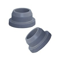 Picture of 28mm infusion stopper, PH4001/45 Grey