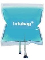 Picture of one chamber infusion bag met 1 aansluiting