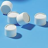Picture of Silica gel desiccant capsule, white colour